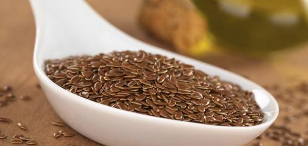 فوائد بذر الكتان لإنقاص الوزن