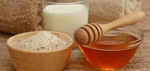 فوائد قناع العسل والدقيق