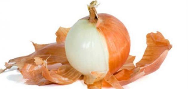 فوائد قشر البصل للرجيم