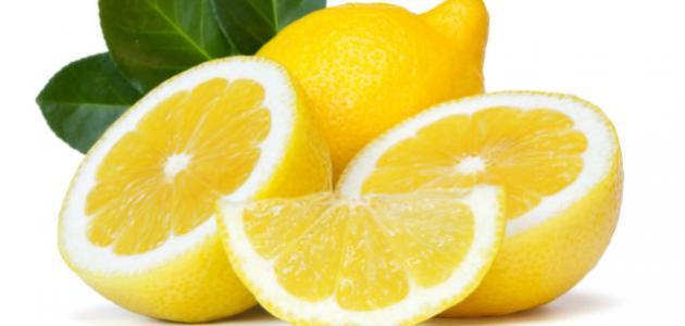 فوائد دهن الليمون تحت الإبط