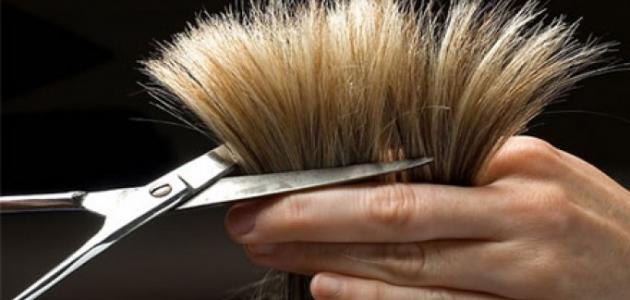 فوائد قص الشعر الخفيف
