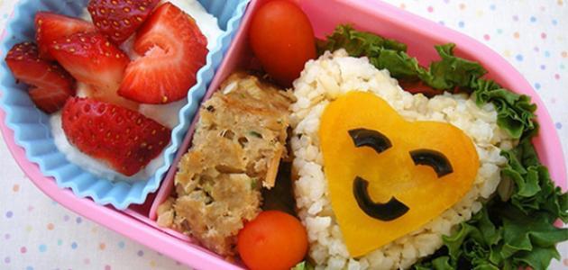 عدد وجبات الأطفال في اليوم
