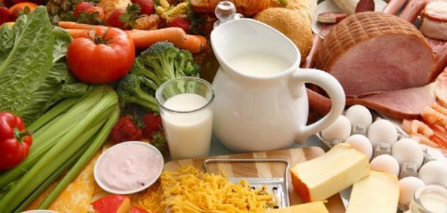 فوائد الغذاء والتغذية