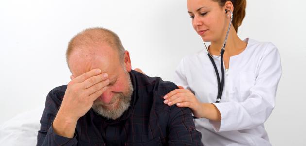 ما هي أعراض هبوط ضغط الدم