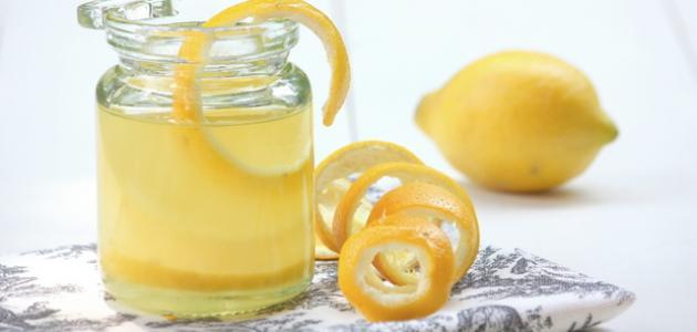 فوائد عصير قشر الليمون