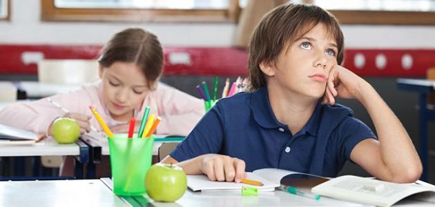 عدم القدرة على التركيز عند الأطفال