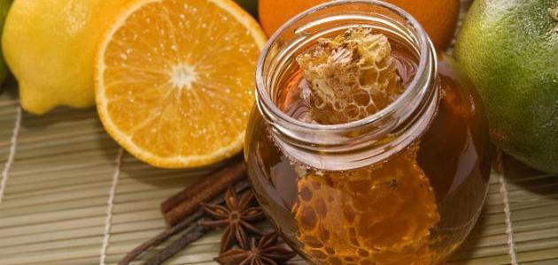 فوائد عسل نحل الموالح