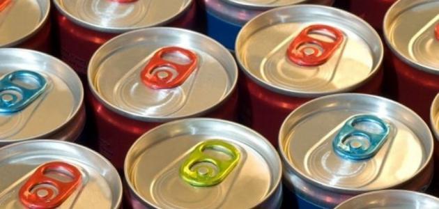سلبيات مشروبات الطاقة
