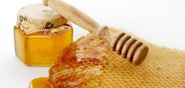 فوائد عسل النحل السدر الجبلي