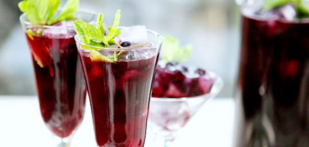 عمل مشروبات رمضان