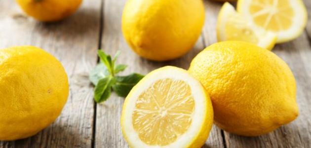 فوائد الليمون قبل النوم