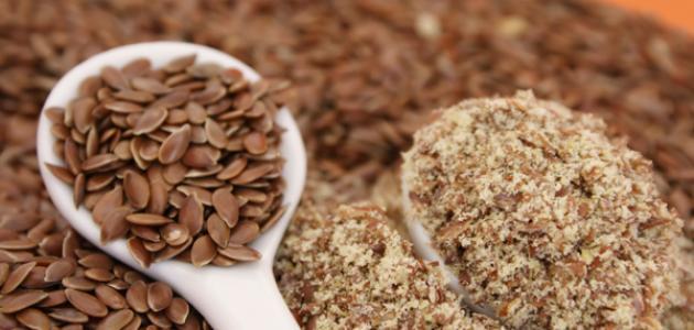 فوائد حبوب بذر الكتان للتخسيس