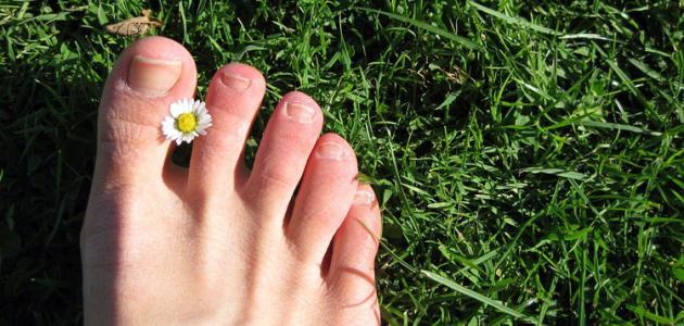 طرق علاج الفطريات بين أصابع القدمين