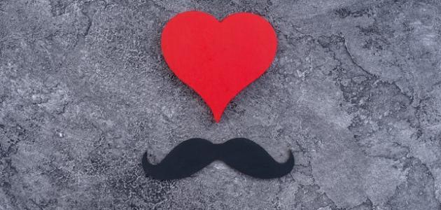 علامات عشق الرجل