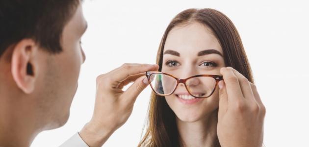طرق علاج ضعف البصر