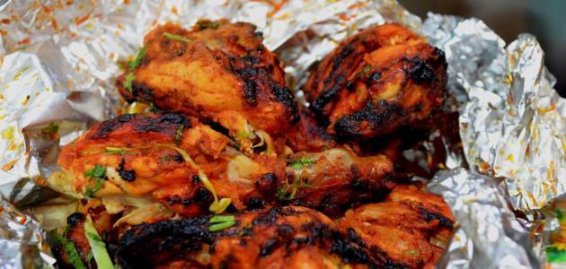 طريقة عمل تكة دجاج إيراني