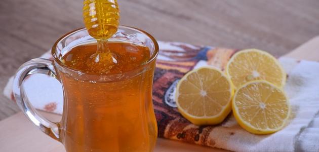 فوائد العسل المذاب في الماء