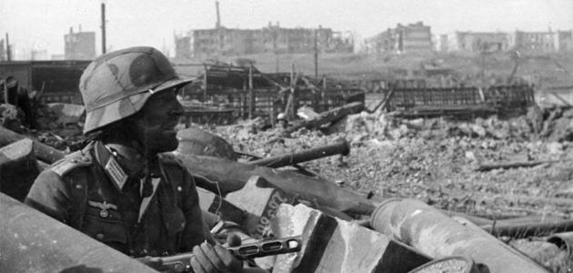 ما هي الحرب العالمية الثانية