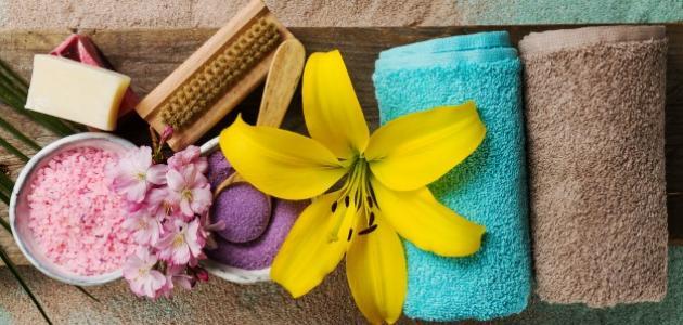 فوائد ملح الاستحمام