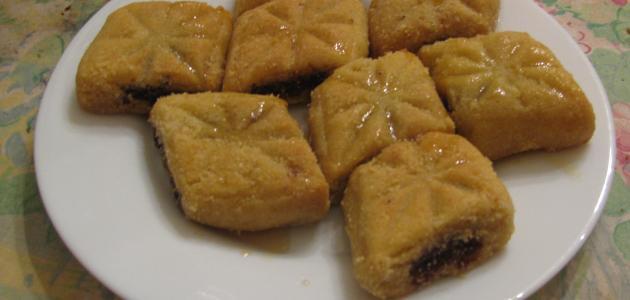 طريقة عمل الكعك أبو سكر