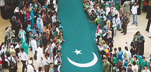 عيد استقلال الباكستان