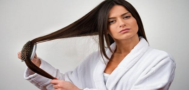 الفيتامين المسؤول عن صحة الشعر
