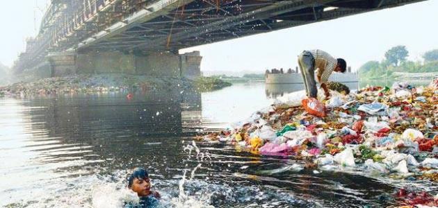 المحافظة على نظافة الماء