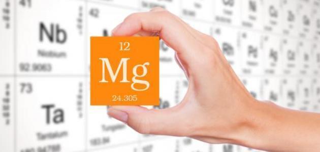 عناصر الجدول الدوري في الكيمياء