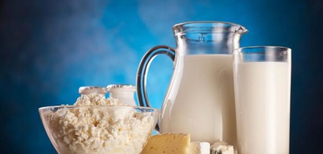 علاج حساسية بروتين الحليب