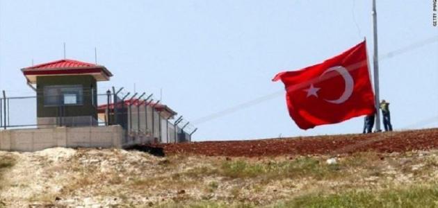 ما هي حدود تركيا