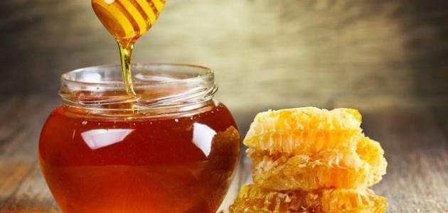 فوائد قطرة العسل للعين
