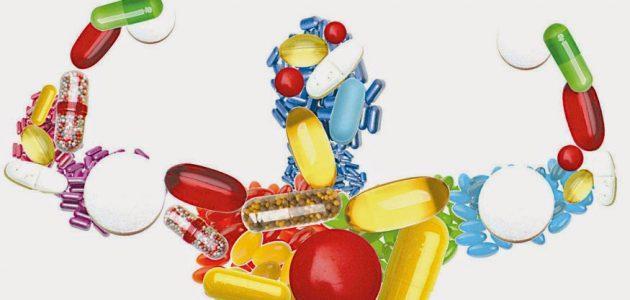 المشكلات الصحية الناتجة عن نقص بعض العناصر الغذائية
