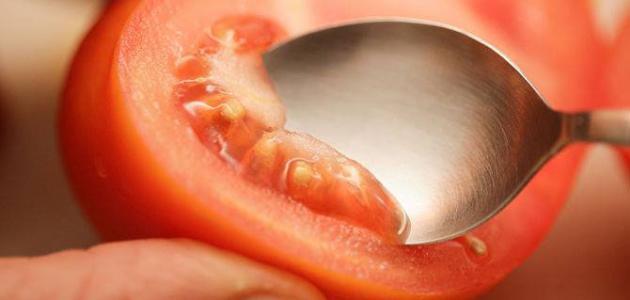 فوائد بذور الطماطم