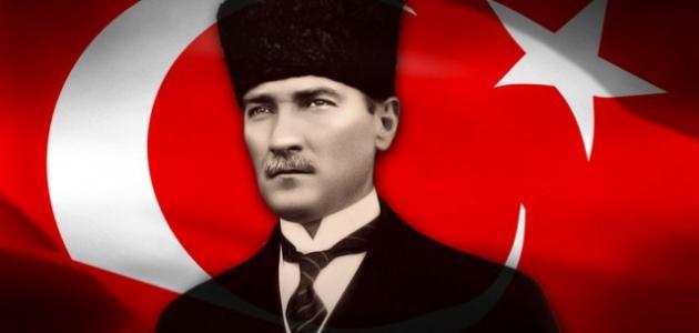 من هو مؤسس تركيا الحديثة
