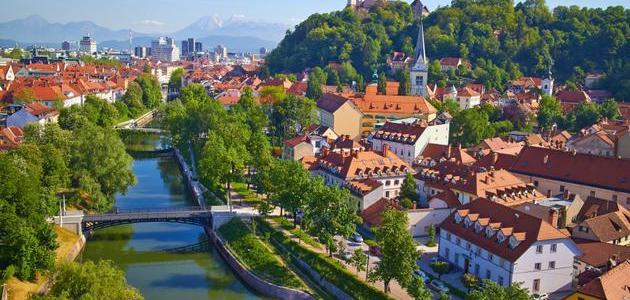 معلومات عن دولة سلوفينيا