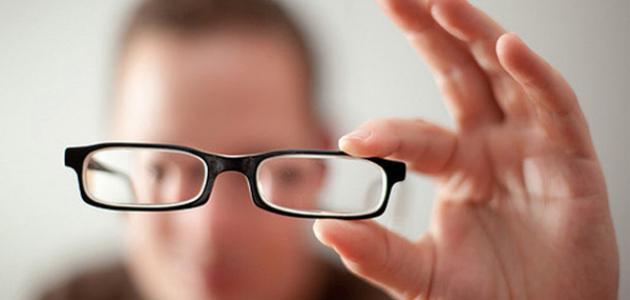 مشاكل البصر وعلاجها
