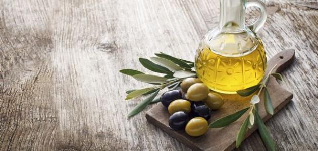 معلومات عن فوائد زيت الزيتون