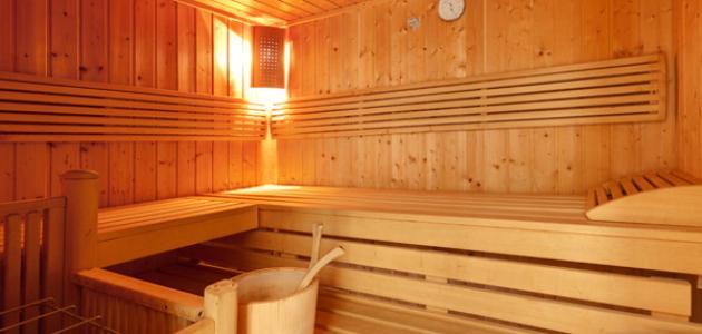 فوائد وأضرار حمامات البخار   موضوع
