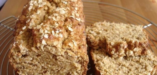 طريقة عمل بذرة الكتان مع خبز الشوفان