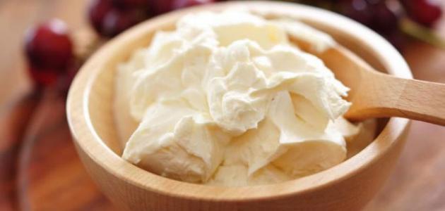 طريقة عمل الكريم شانتيه الصيامي