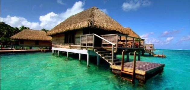 معلومات عن جزيرة بورا بورا