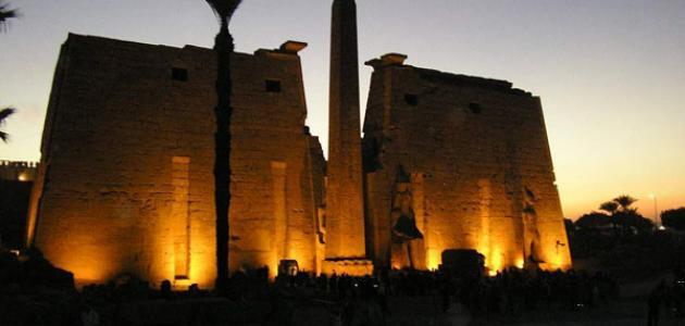 معلومات عن مدينة الأقصر أم الحضارات