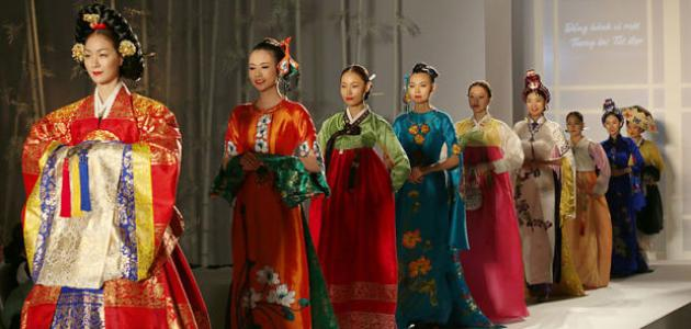 معلومات عن الثقافة الكورية
