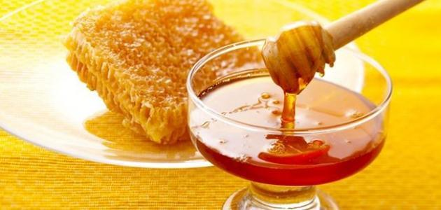 فوائد عسل زهور الموز