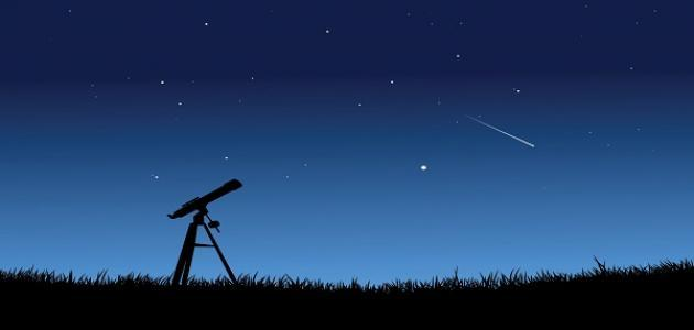 عمل التلسكوب