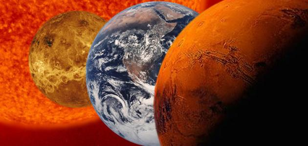 معلومات عن تاريخ الأرض