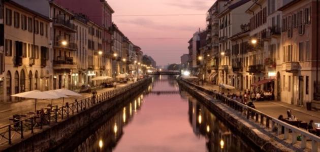 معلومات عن مدينة ميلانو الإيطالية