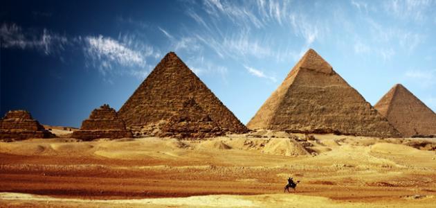 معلومات عن تاريخ مصر الفرعوني