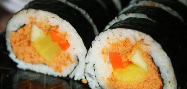 طريقة تحضير أكلات كورية