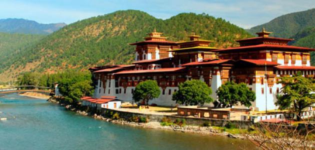 معلومات عن دولة بوتان